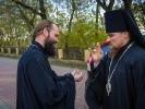 Обитель посетил архиепископ Роменский и Бурынский Иосиф_1