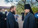 Обитель посетил архиепископ Роменский и Бурынский Иосиф_2