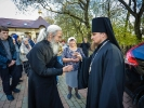 Обитель посетил архиепископ Роменский и Бурынский Иосиф_3