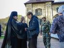 Обитель посетил архиепископ Роменский и Бурынский Иосиф_4