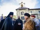 Обитель посетил архиепископ Роменский и Бурынский Иосиф_6