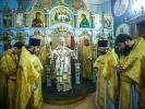 Митрополит Кирилл совершил Литургию в мужском монастыре_10