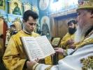 Митрополит Кирилл совершил Литургию в мужском монастыре_12