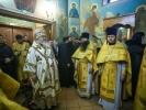 Митрополит Кирилл совершил Литургию в мужском монастыре_13