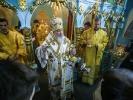 Митрополит Кирилл совершил Литургию в мужском монастыре_15
