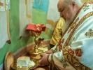 Митрополит Кирилл совершил Литургию в мужском монастыре_2