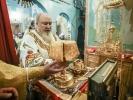 Митрополит Кирилл совершил Литургию в мужском монастыре_3