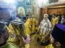 Митрополит Кирилл совершил Литургию в мужском монастыре_8
