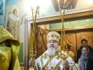 Митрополит Кирилл совершил Литургию в мужском монастыре_9