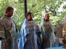 Богослужения престольного дня прошли в мужском монастыре_1