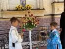 Богослужения престольного дня прошли в мужском монастыре_2