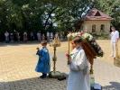 Богослужения престольного дня прошли в мужском монастыре_3