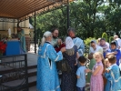 Богослужения престольного дня прошли в мужском монастыре_5