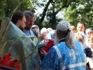 Богослужения престольного дня прошли в мужском монастыре_6