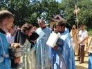 Богослужения престольного дня прошли в мужском монастыре_7