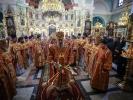 Божественная литургия в день памяти Святителя Игнатия Брянчанинова