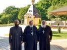 Митрополит Ставропольский и Невинномысский Кирилл посетил мужской монастырь_7
