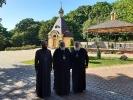 Митрополит Ставропольский и Невинномысский Кирилл посетил мужской монастырь_8
