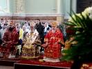 Архиерейская литургия в день памяти святителя Игнатия 2017