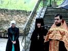 Митрополит Зихнский и Неврокопийский Иерофей  посетил женский монастырь
