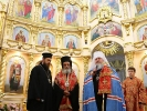 Всенощное бдение в Андреевском соборе в день памяти святителя Игнатия Брянчанинова 2017