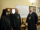 Митрополит Кирилл встретился с членами коллегии Синодального отдела по монастырям и монашеству_3