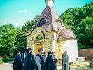 В мужском монастыре иконы Божией Матери «Всех скорбящих Радость» отметили престольный праздник_10